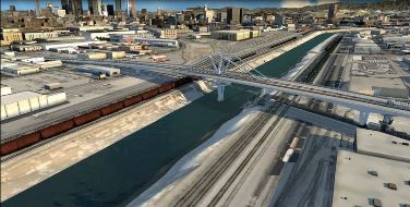 autocad-smart-city-design-infraworks-360 Los Angeles